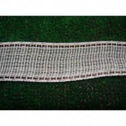 ruban 4cm blanc 500m (nouveau)