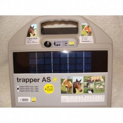 Poste solaire trapper AS