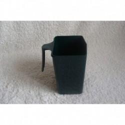 Mesure plastique verte