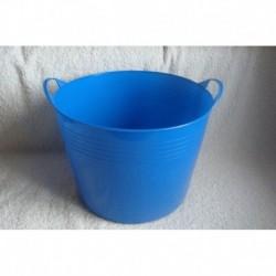 Cabas 38 litres bleu