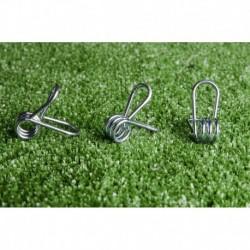 clips inox (lot de 50)