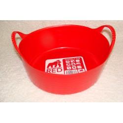 Cabas 5 litres rouge (x3)