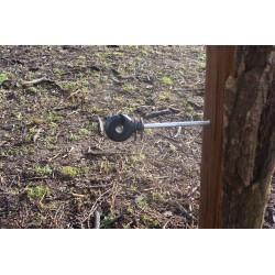 Ecarteur 9 cm pour fil  (lot de 25)