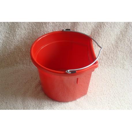 Seau rouge 20 litres