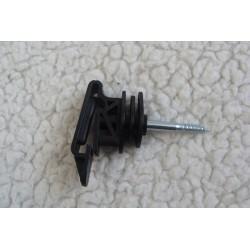 Isolateur clips à vis (lot de 100)