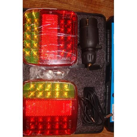Kit de signalisation magnétique WIFI sans fil 12/24 Volts
