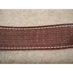 ruban 4cm marron 500m (nouveau)