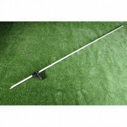 Piquet fibre de verre hauteur 115cm ruban (lot de 50)